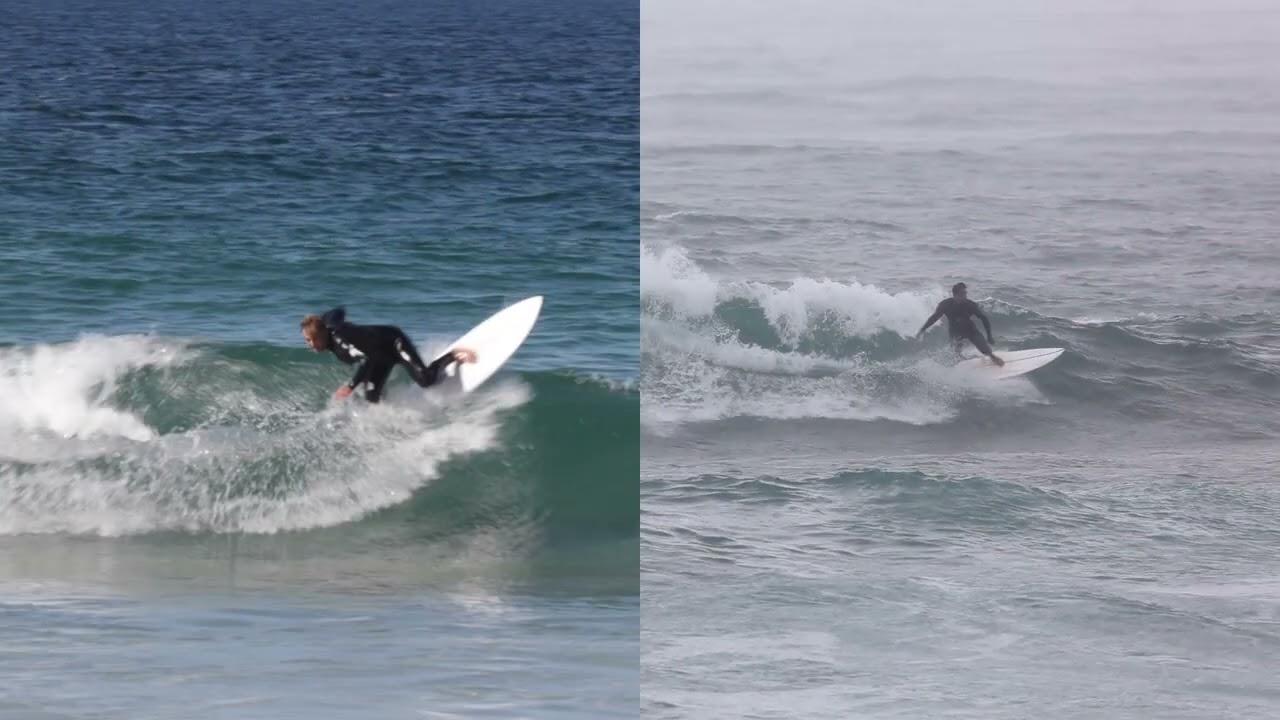 WATCH: Surfers Transform Their Backhand