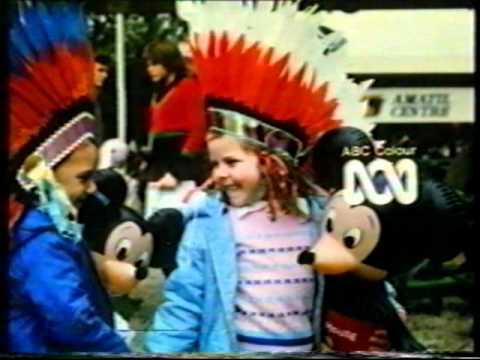 ABC Australian station ID 1975