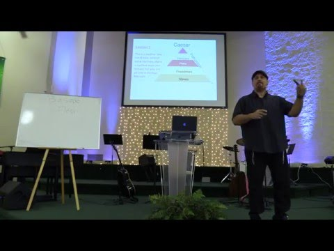 Gather the Scattered 2016: Rico Cortes - Equity & Justice of Elohim