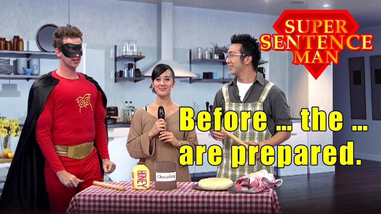 【英語SOS】Before … the … are prepared | 大家說英語 - YouTube