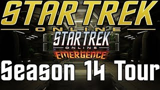 Star Trek Online - Season 14 Emergence Tour - What