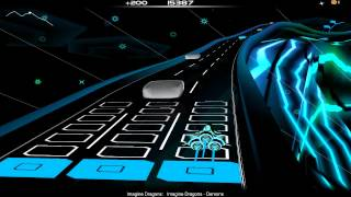 Audiosurf Imagine Dragons - Demons