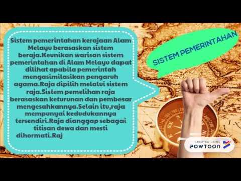Warisan Kerajaan Alam Melayu Youtube