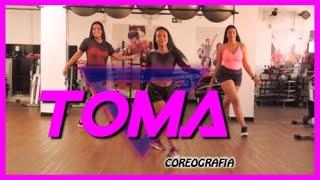 Baixar TOMA - Luísa Sonza, MC Zaac | COREOGRAFIA CIABYMARINHO