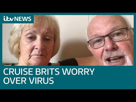 Brits On Stricken Ship Worry They Have Tested Positive For Virus | ITV News