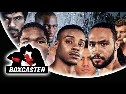 The World's Best Welterweight? | Boxcaster's Super Series | Highlights
