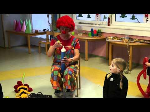 Faschingsparty im Kinderhotel LMächenwald