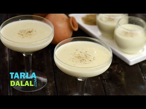 झटपट रबड़ी (Quick Rabri / Rabdi Recipe) By Tarla Dalal