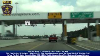 Sam Houston Toll Road ( NE Beltway 8 )