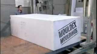 Лепнина из пенопласта(Лепные изделия из пенопласта легко вводят в заблуждение. Они выглядят как деревянные или мраморные..., 2013-12-17T16:43:42.000Z)