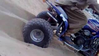quad bike drift,donuts,wheelie,burnout!