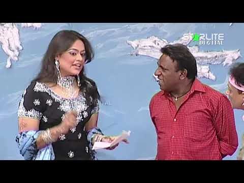 Amanat Chan and Naseem Vicky New Pakistani Stage Drama Ishq Schoolay Full Comedy Clip | Pk Mast