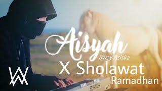 Alan Walker - Aisyah Istri Rasulullah X Sholawat   3WA cover