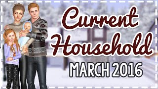 The Sims 3 Current Household: The Cooper Family (March 2016)(Open for more! ♢ Previous Cooper Family Video: https://www.youtube.com/watch?v=G_c3matgJ1c Pleasant Isle: ..., 2016-03-29T03:17:30.000Z)