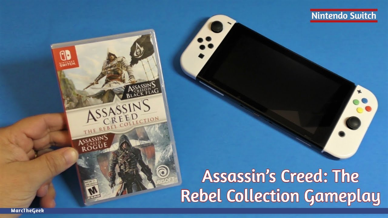 Assassin S Creed The Rebel Collection Gameplay Youtube