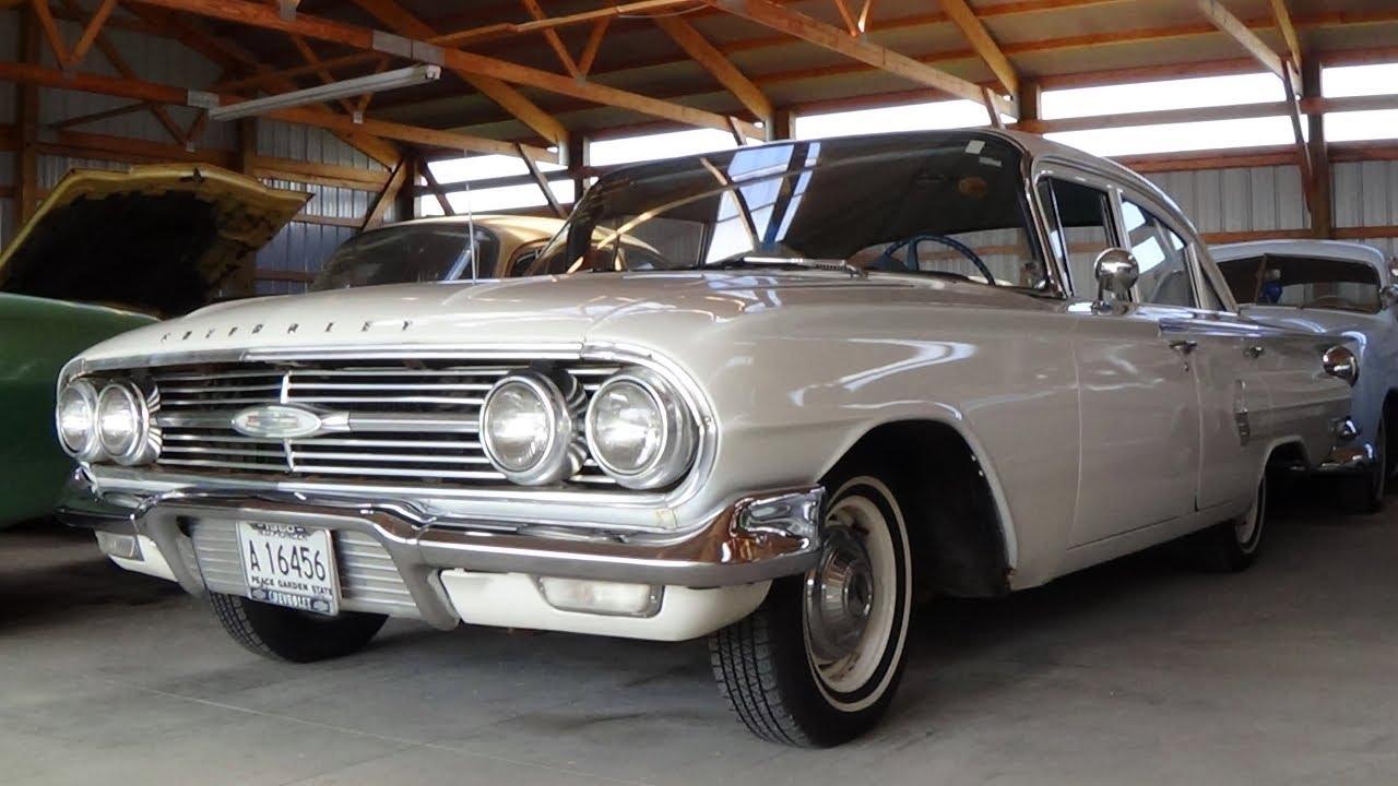 1960 chevrolet biscayne 32 xxx original mile survivor