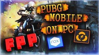 🔫 PUBG MOBILE ON PC 📵ENGLISH НА ПК 📺 NOX VS MOMO + ПЕРЕВОД НАСТРОЕК Translation