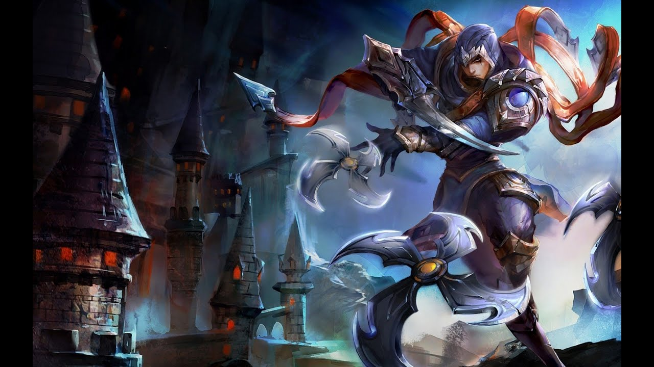 The complete beginner's guide to League of Legends - The ...