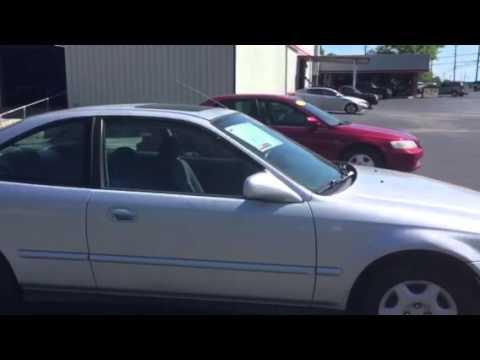 2000 Honda Civic Review