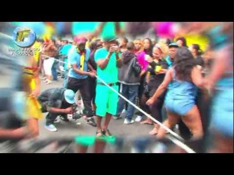 ZOMERCARNAVAL ROTTERDAM 2011 ANGOLA