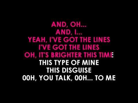 Years & Years   Eyes Shut Karaoke