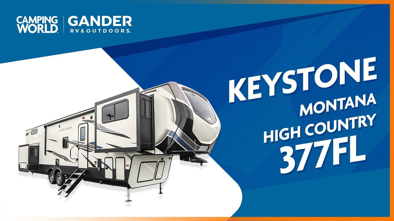 2021 Keystone Montana High Country 377FL | 5th Wheel - RV Review: Camping World