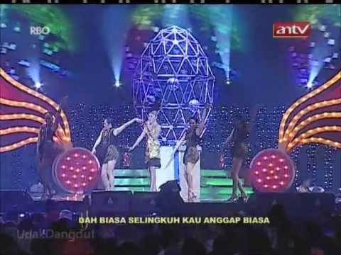 Kembali Bergoyang ANTV (Chintya Sari) - Arjuna Buaya (o.a. Inul Daratista) @ 3 Januari 2012