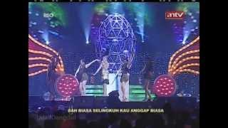 Gambar cover Kembali Bergoyang ANTV (Chintya Sari) - Arjuna Buaya (o.a. Inul Daratista) @ 3 Januari 2012