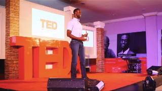 Without a leash: Efeoghene Ori-jesu at TEDxStadiumRoad