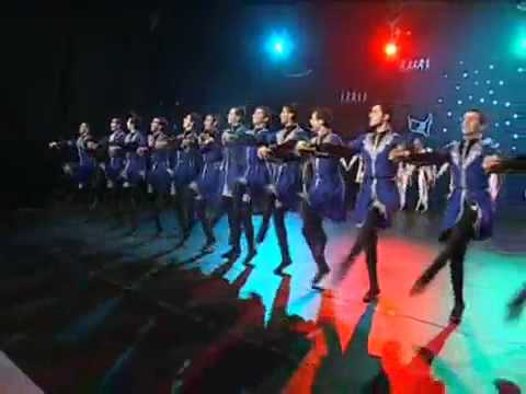 State Ensemble Dance of Azerbaijan - Yalli Folk Dance
