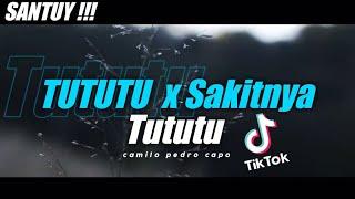 TUTU X SAKITNYA TUTUTU ( DJ Topeng Remix )