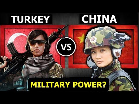 China vs Turkey Military Power Comparison 2020 | Best army? | Global Analysis