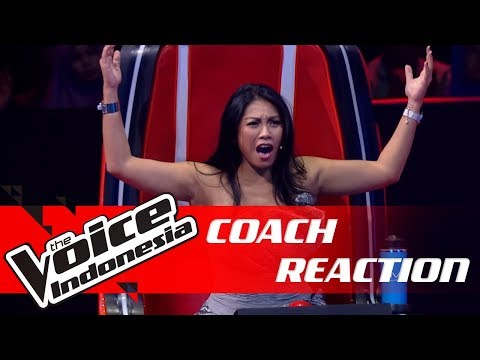 Babak Knockout Yang Bikin Merinding Coaches 👏 | COACH REACTION | The Voice Indonesia GTV 2018