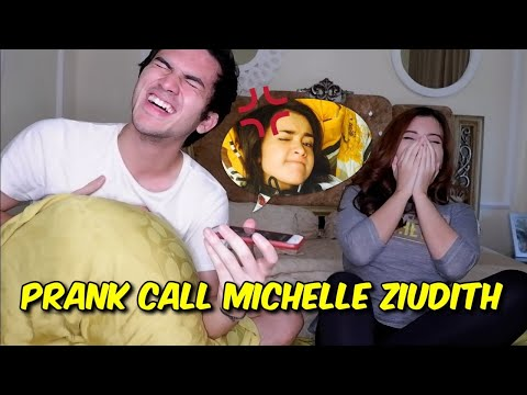 Free download lagu PRANK CALL MICHELLE ZIUDITH WITH RIZKY NAZAR terbaru 2020