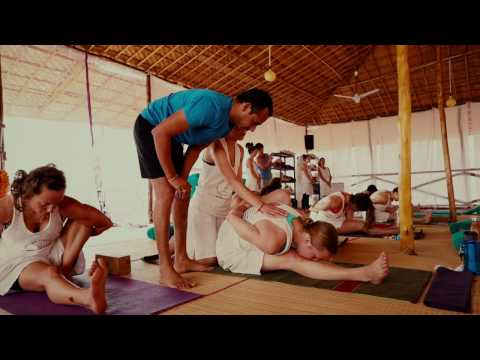 A new life journey | Yoga Teacher Training at Himalaya Yoga Valley