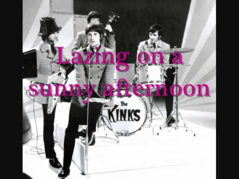 Sunny Afternoon- The Kinks | Lyrics