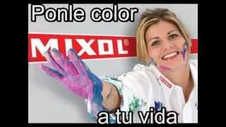 MIXOL tinte universal concentrado - FAKOLITH - 36 colores para  pintura, microcemento, resinas etc.