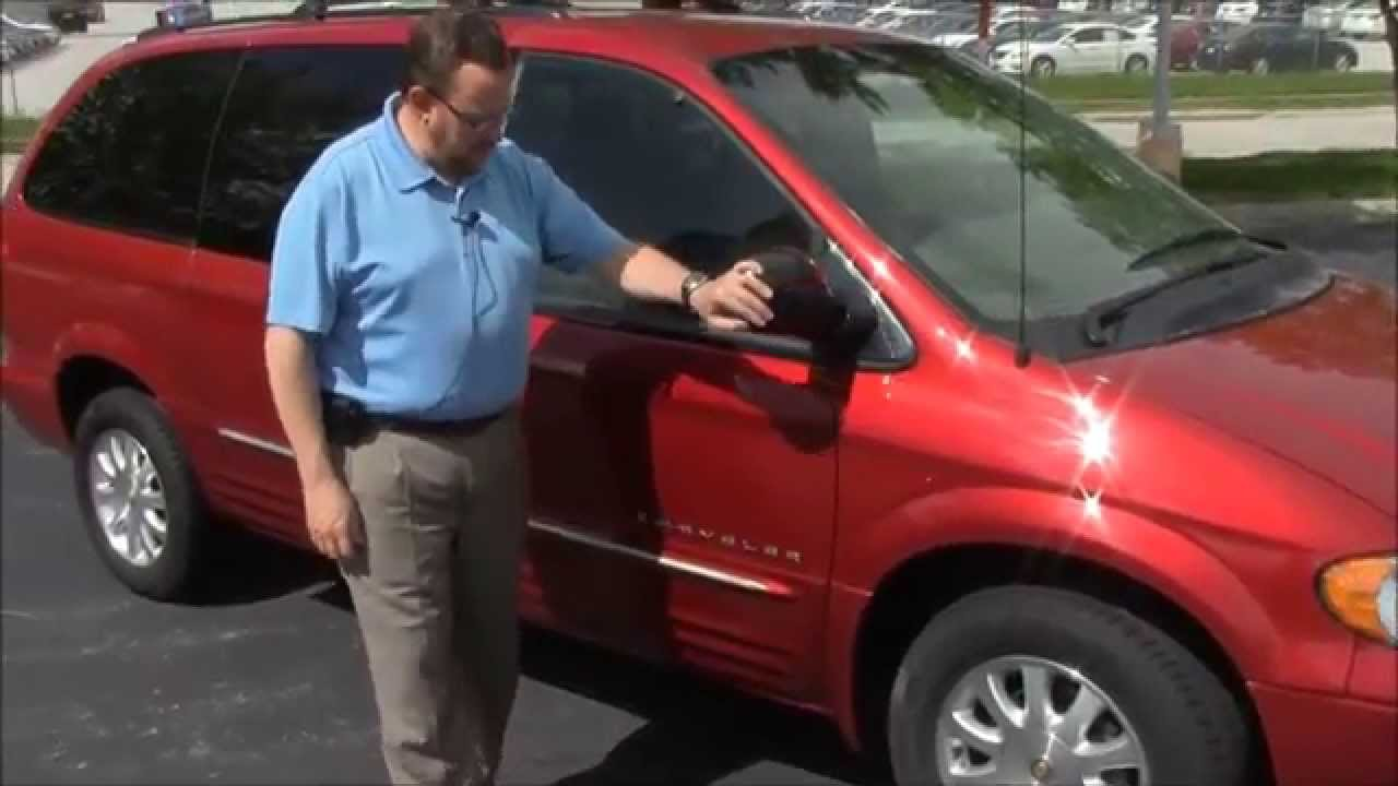 Used 2001 Chrysler Town U0026 Country LXi For Sale At Honda Cars Of  Bellevue...an Omaha Honda Dealer!   YouTube