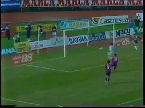 Roger & Oscar Garcia goals for Barca