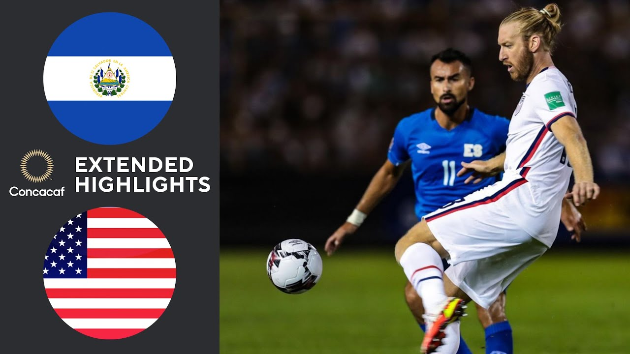 El Salvador Honduras Wcup Soccer