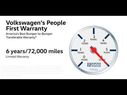 Volkswagen's People First Warranty