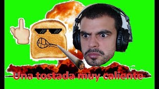 PACIENCIA, SOLO ES UNA TOSTADA I SIMULADOR DE TOSTADA SEXY