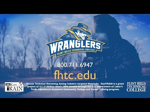 Flint Hills Technical College Welding Program