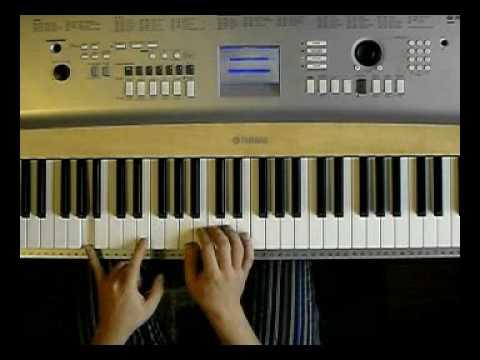 Pali Habera - Lovesong (piano tutorial) by ORiKE