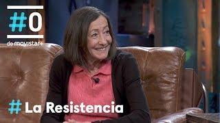 LA RESISTENCIA - Entrevista a Consuelo Alonso   #LaResistencia 21.01.2020
