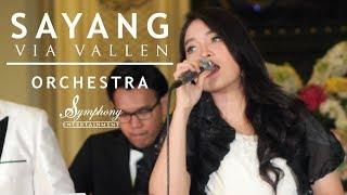 Via Vallen Sayang orchestra Cover by Symphoni Entertainment Surabaya