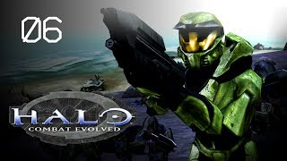 Let's Play Halo: Combat Evolved (SPV3) - 06 - Slowcoach Chief