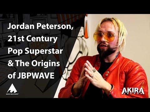 Jordan Peterson, 21st Century Pop Superstar. The Origins of JBPWAVE