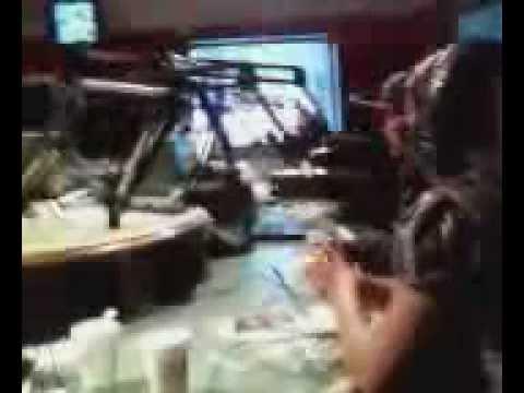Marlena Moniece Jefferson  Kiss FM Video Interview goodbye