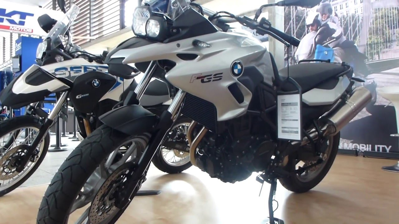 2014 bmw f 700 gs 2014 video versión colombia - youtube